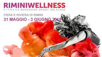 Immagine di 31 Maggio – 3 Giugno 2018 – RiminiWellness – Fitness Benessere on Stage
