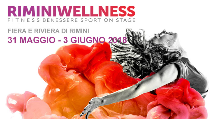 Lionsfit presente al Rimini Wellness 2018