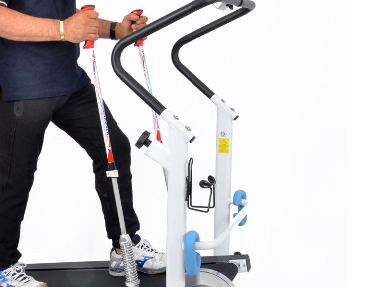 Funzionamento tapis roulant per walking